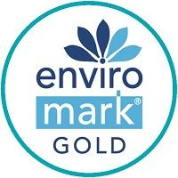 Enviro-Mark Gold certificate