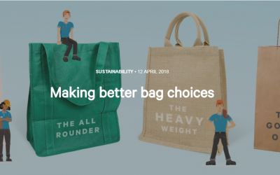 Alternatives by the bag load