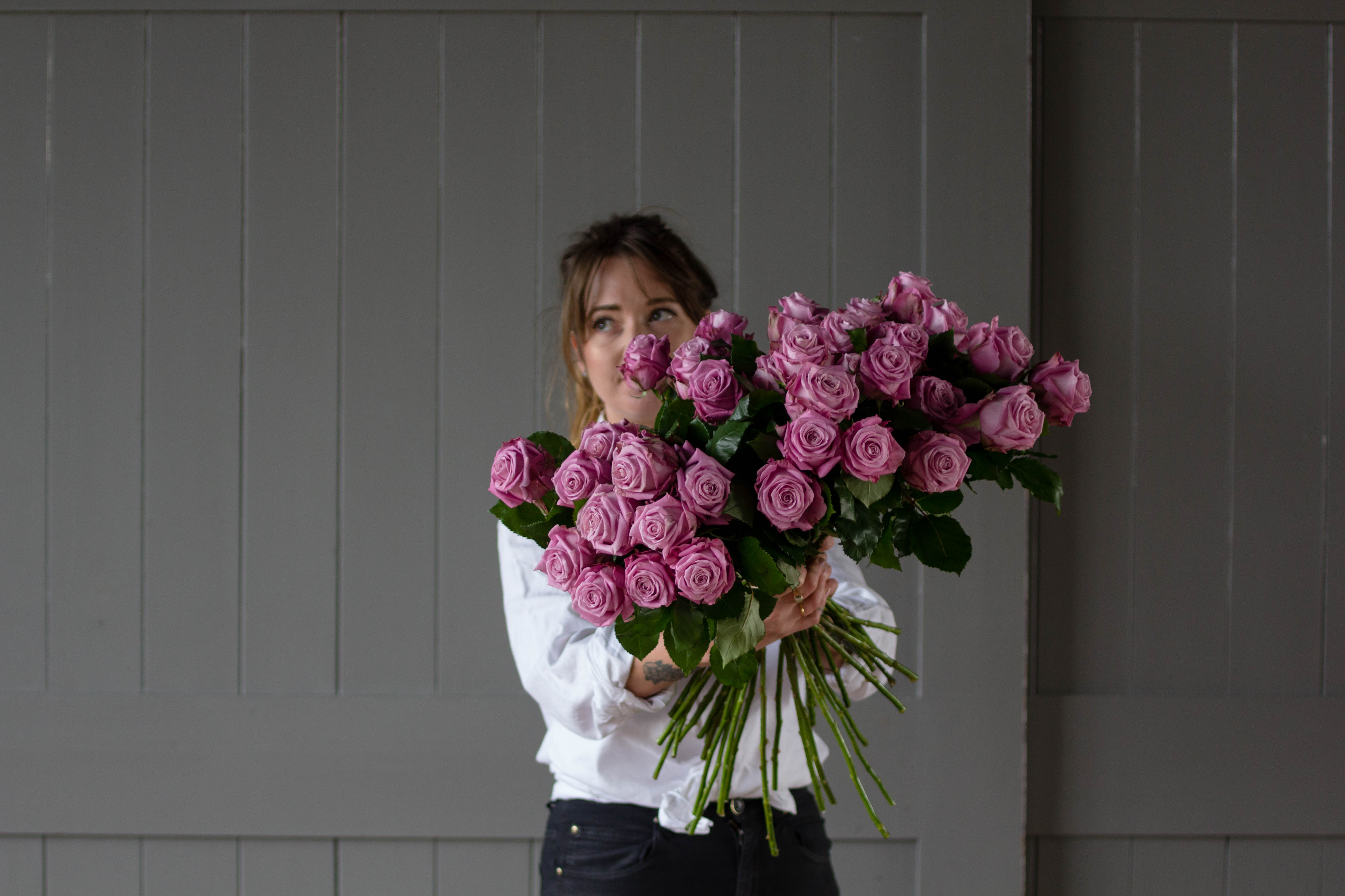 dd7b4a9690881 Our team has grown considerably too. We now create beautiful bouquets for  our lovely customers in our two shops – Ponsonby Central and St Kevin s  Arcade.